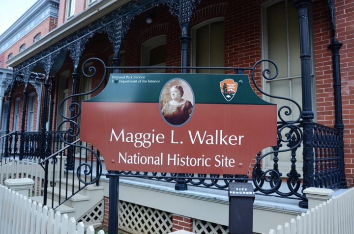Badass Lady Boss: the True Story of Visiting Maggie Walker's House || terragoes.com