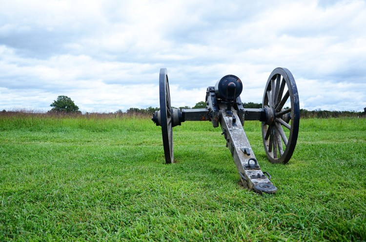 Taking the Tour at Manassas National Battlefield Park || TERRAGOES.COM