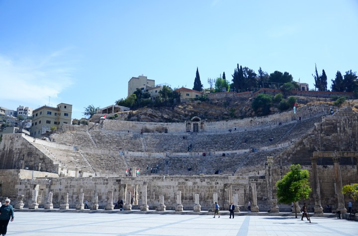 The Way Memories Feel & Amman's Roman Theatre || TERRAGOES.COM