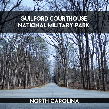 Guilford Courthouse National Military Park    TERRAGOES.COM