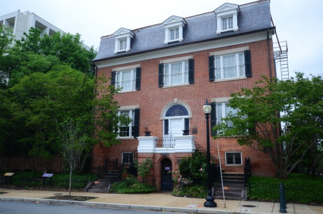 Belmont-Paul Women's Equality National Monument    terragoes.com