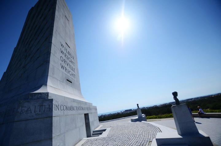Wright Brothers National Memorial    terragoes.com
