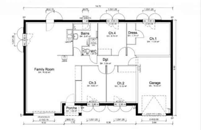 Plan De Maison En U Notre Selection Pour S Inspirer Conseils Pour Bien Construire Sa Maison