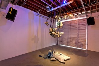 03. Mesh, at Locust Projects, 2015