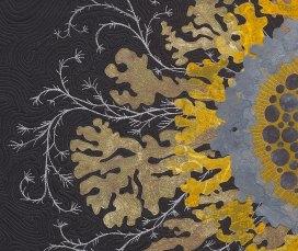 Lichen North (detail)