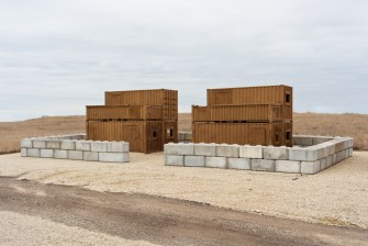 11. Isolated Neighbors, Live Fire Village #4, Fort Riley, KS