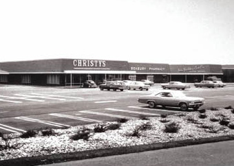 Mashpee Commons, 1960s