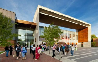 Silver Spring Civic Building Rendering
