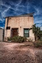 Tucson Barrio, Arizona, 2012