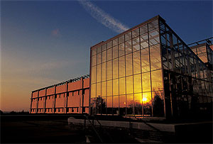 Center for Natural Sciences at Ithaca College