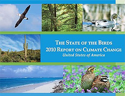 The State of the Birds 2010 Report Cover