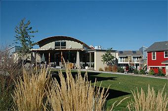 Wild Sage Cohousing common house.