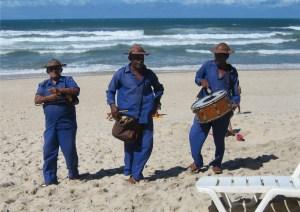 Forro musicians