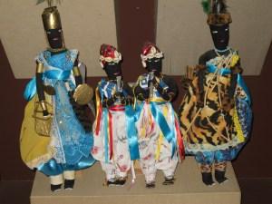 Dolls, Museu Afro Brasil.