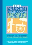Pushcart Prize XXXVII: Best of the Small Presses cover