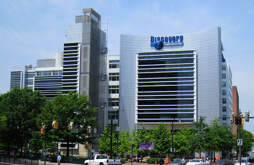 Discovery Communications headquarters
