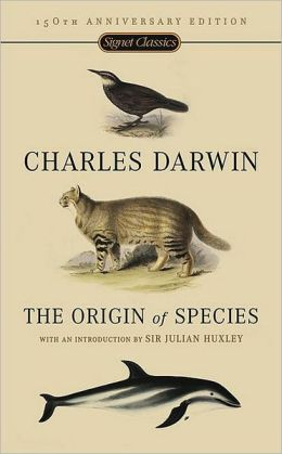 The Origin of the Species, cover