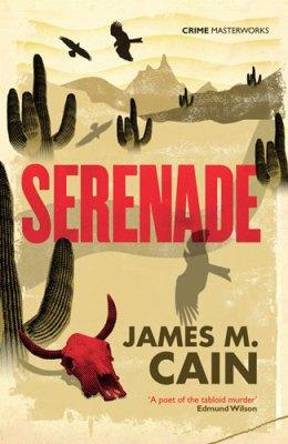Serenade, book cover