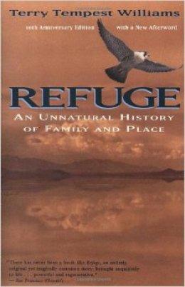 refuge, book cover