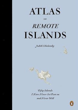 Atlas of Remote Islands, book cover