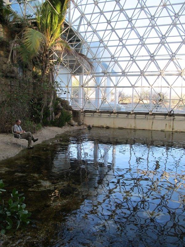 Eric Magrane writing at Biosphere 2