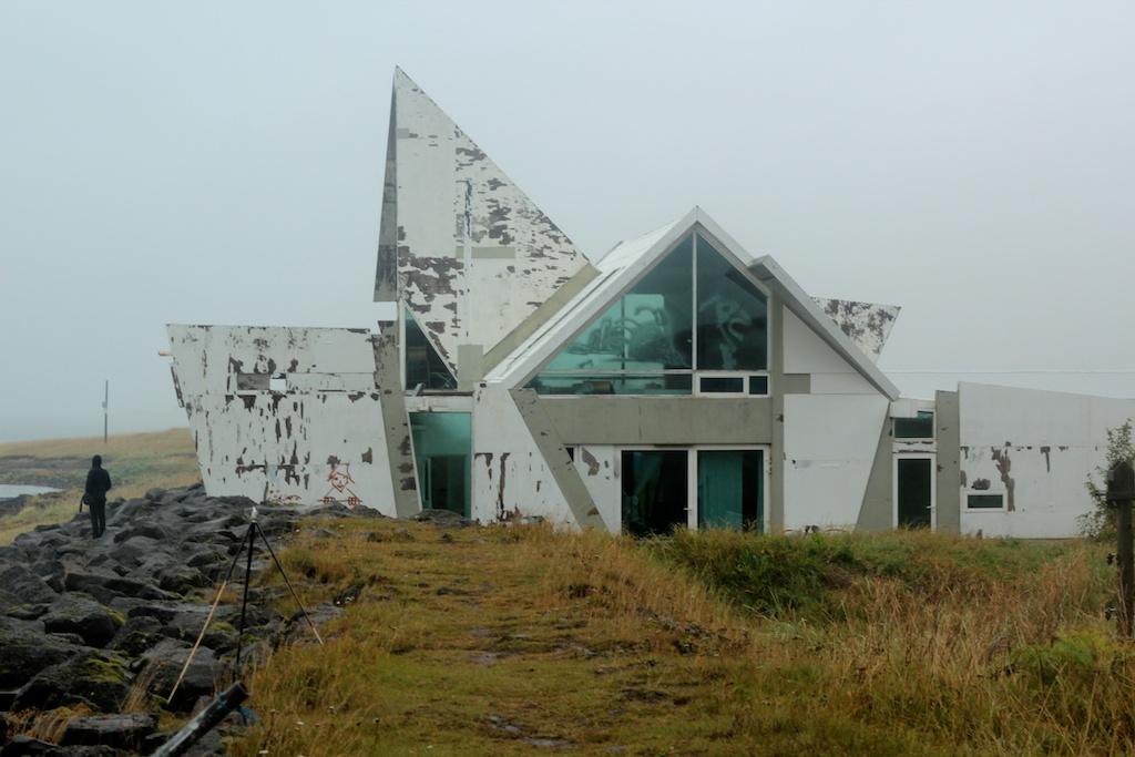 Stokkseyri, southern Iceland