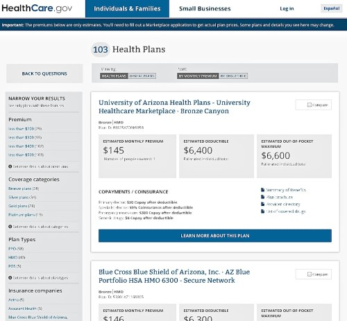 Free market theory requires that buyers have full information about their choices.  AHCA's Marketplace provides that.