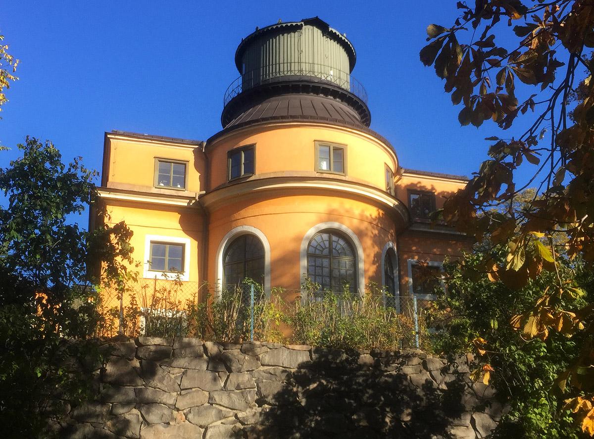 Stockholm tower