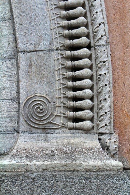 Bulb detail
