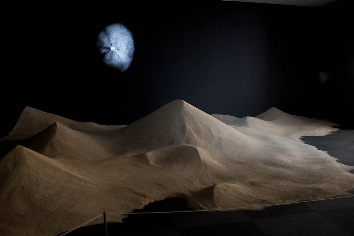 """A Beach (for Carl Sagan)"" by Andrew Yang"