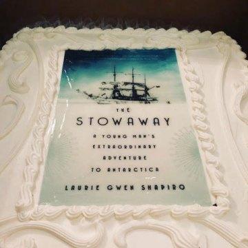 Stowaway cake.