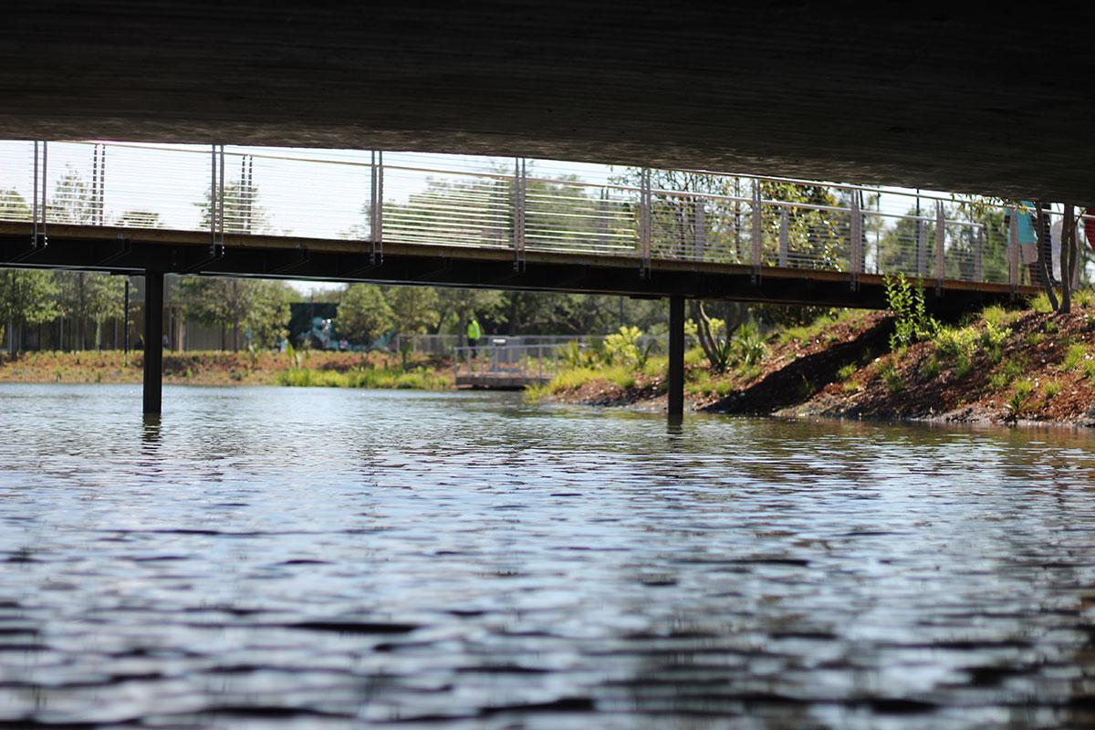 Canal Link Bridge