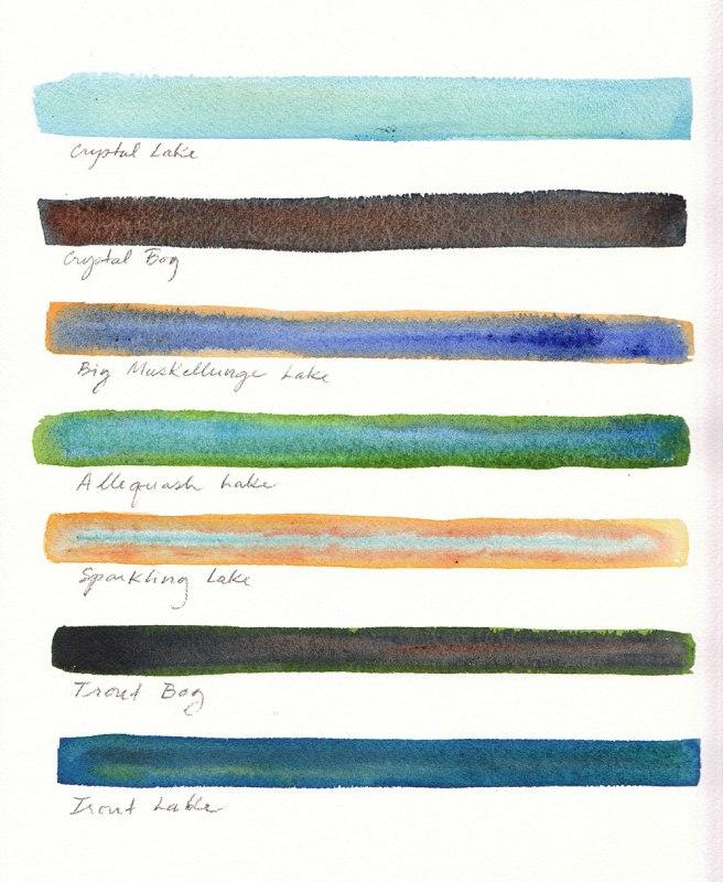 Ann Singasaas's Lake Impressions