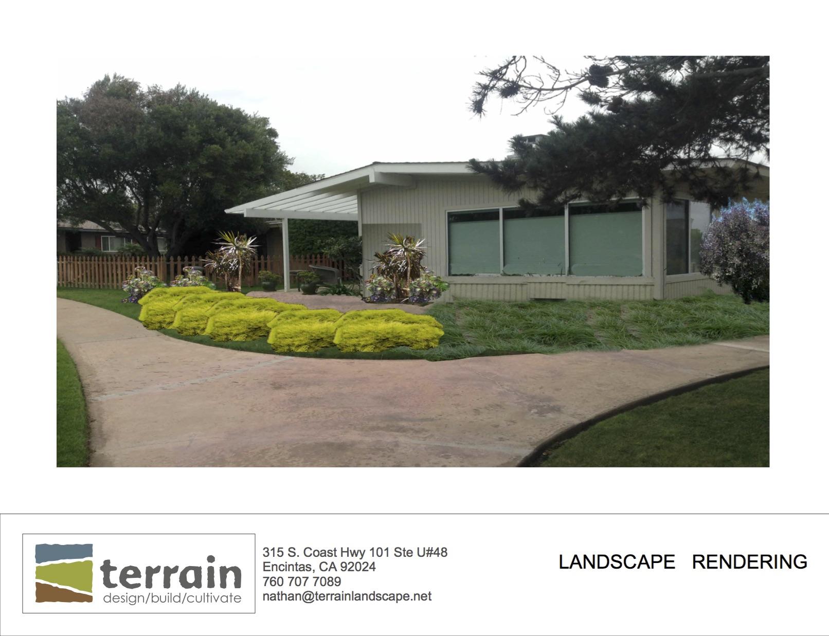 Terrain landscape services for Terrain landscape architecture