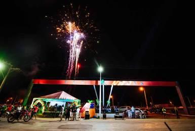 Inauguração do Top Park em Luís Eduardo Magalhães