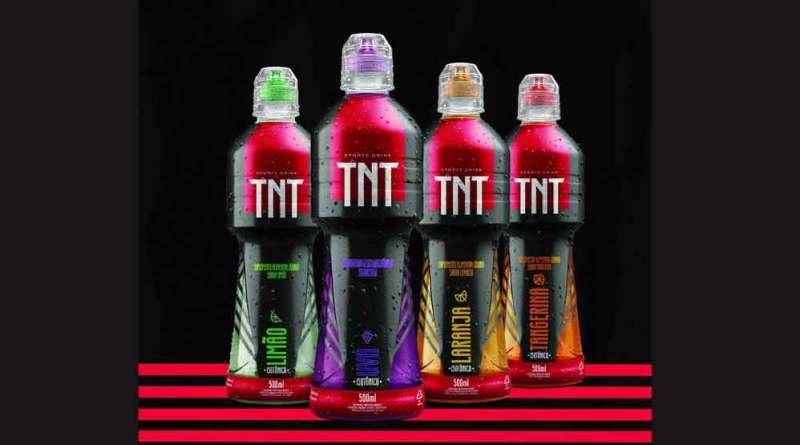 TNT Energy drink lança o primeiro isotônico da marca