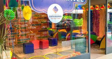Shopping Costa Dourada apresenta o Espaço Instagramável