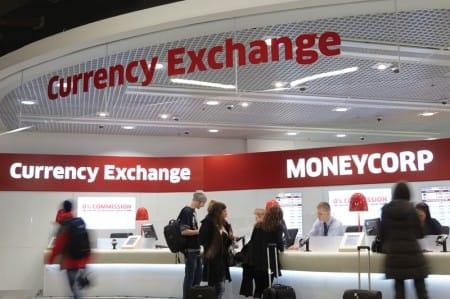 bureaux de change moneycorp exchage office