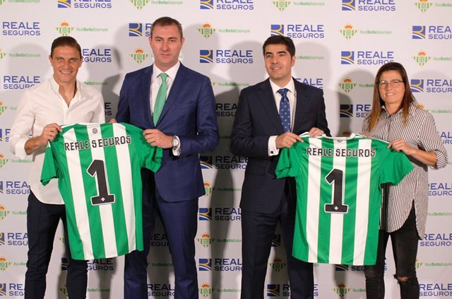 Acuerdo Reale y Real Betis Balompié