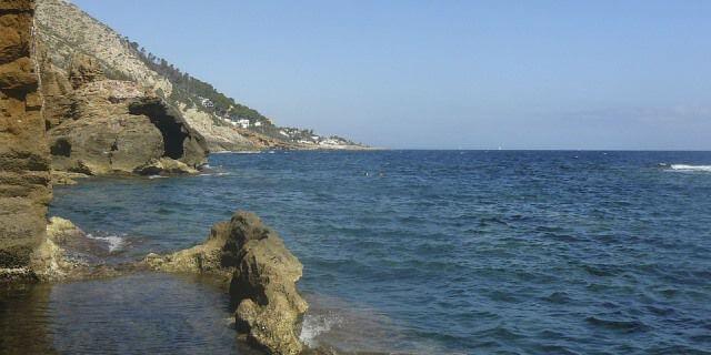 Costa de Denia.: un punto de partida ideal para empezar varias rutas por el Mediterráneo.
