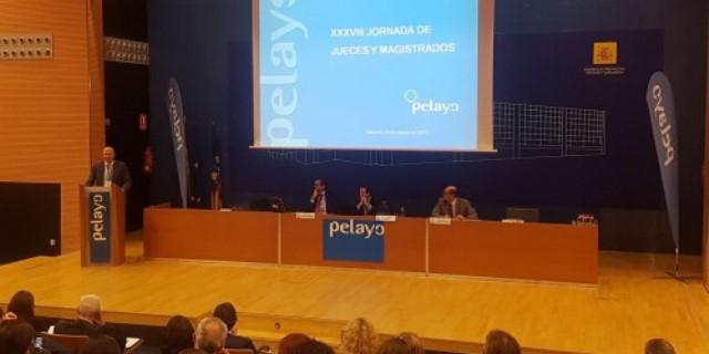Jornada Jueces celebrada en Valencia