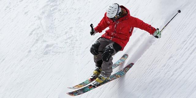 Resultado de imagen de aprendiendo a esquiar niños
