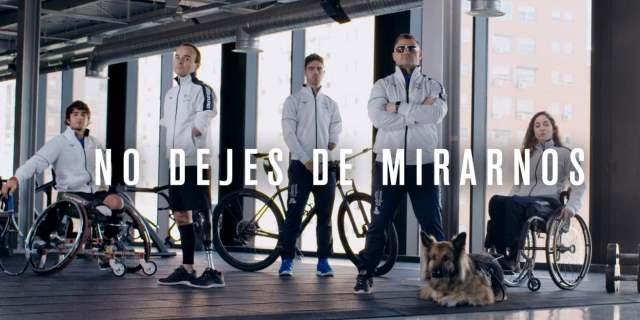 """Imagen de la campaña """"Miradas"""", de Liberty Seguros"""