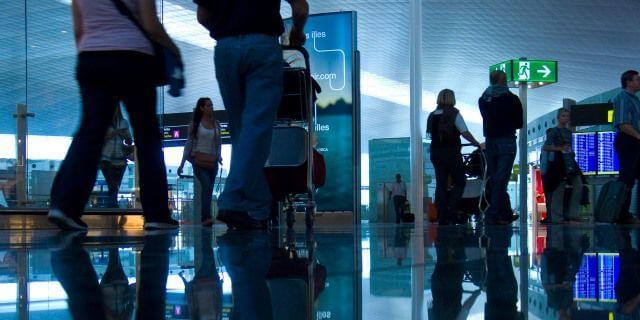 Terminal de aeropuerto