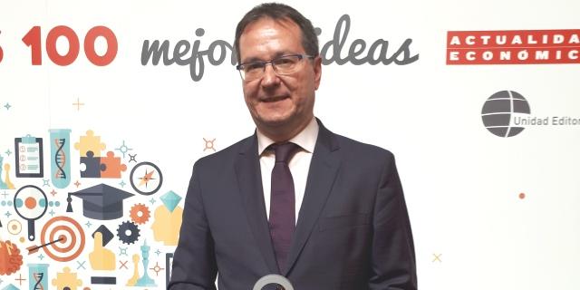 Germán Bautista director de Clientes y Negocio Grandes Cuentas de Caser