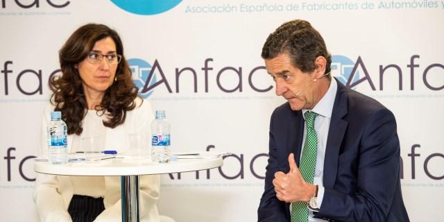 Mario Armero vicepresidente ejecutivo de ANFAC