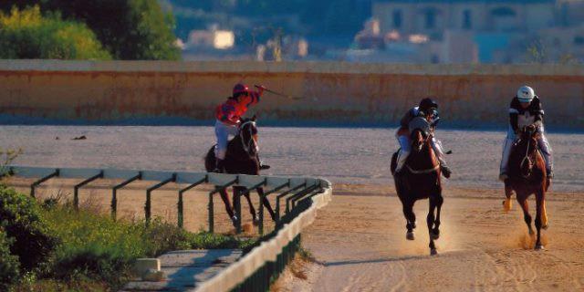carreras de caballos en Malta