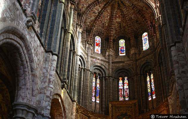 Un Paseo por la Catedral de Ávila