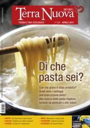 La rivista Terra Nuova di Aprile 2017