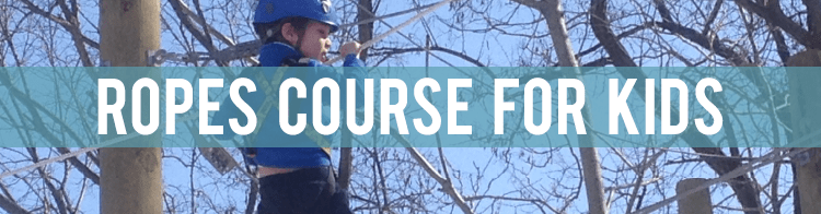 Ropes Course for Kids